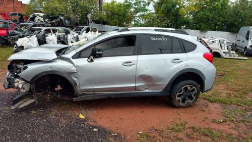 Sucata Subaru Impreza Wrx 2011 E Xv 2015 Bartolomeu Peças