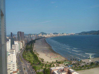 Apartamento Com 3 Dorms, José Menino, Santos, Cod: 4246 - A4246