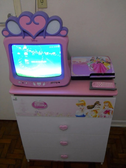 Tv Disney Pixar Princesas 14 Hdp-141