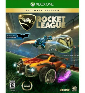 Rocket League Ultimate Edition Xbox One Nuevo Y Sellado