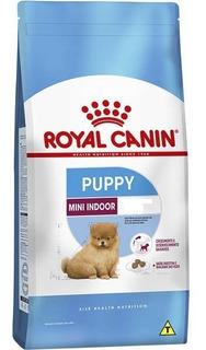 Ração Royal Canin Mini Indoor Junior 7.5kg