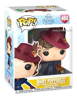 Funko Pop 468 Mary Poppins Whith Kite - Mary Poppins Returns