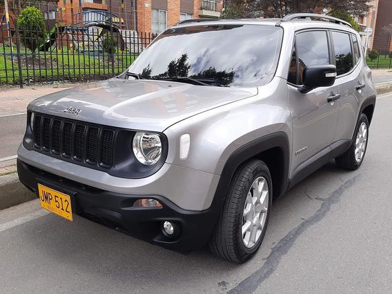 Jeep Renegade Cojineria En Cuero