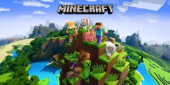 Minecraft Pc Windows 10 Original Chave Key [loja Microsoft]