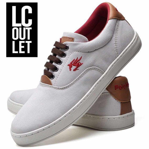 Tenis Casual Polo Wind