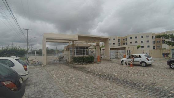 Apartamento Com 2 Dormitórios Para Alugar, 75 M² Por R$ 450,00/mês - Zona Norte - São Gonçalo Do Amarante/rn - Ap0476