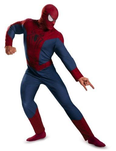 Imagen 1 de 1 de Disfraz Hombres De Marvel Película The Amazing Spider-man 2