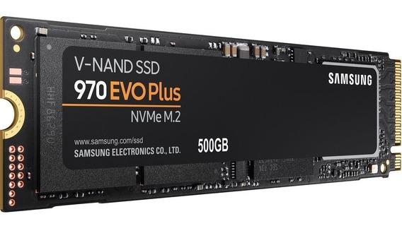 Ssd M2 Samsung 970 Evo Plus 500gb M.2 Nvme 3500mbps Nota Fis