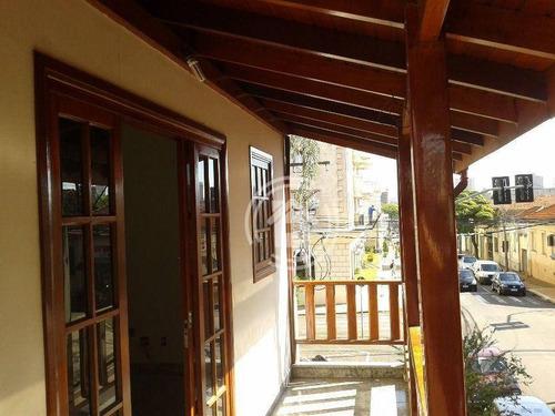 Imagem 1 de 10 de Casa Com 3 Dormitórios À Venda, 300 M² Por R$ 651.000,00 - Centro - Piracicaba/sp - Ca0675