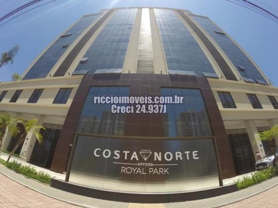 Sala Comercial À Venda, Royal Park, São José Dos Campos - . - Sa0088