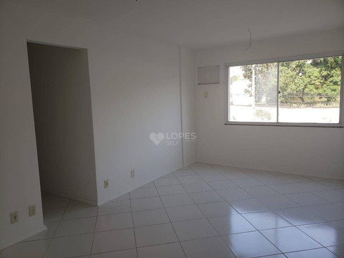 Apartamento Com 2 Quartos, 56 M² Por R$ 229.000 - Santa Bárbara - Niterói/rj - Ap46555