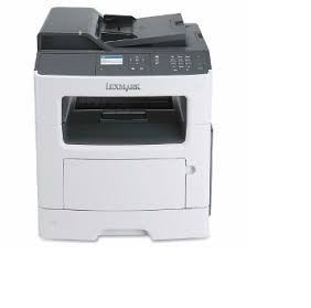 Impressora Multifuncional Laser Mono Mx310dn Lexmark 110v