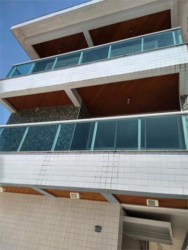 Casa 3 Dormitórios Com Suíte A Venda Na Vila São Jorge Em São Vicente-sp. - Reo559019