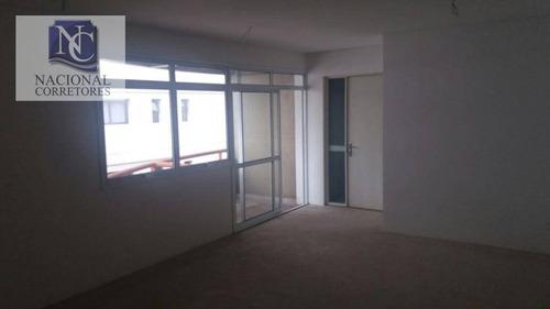 Imagem 1 de 26 de Apartamento À Venda, 135 M² Por R$ 798.000,00 - Centro - Santo André/sp - Ap6267