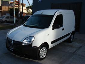 Renault Kangoo 1.6 2 Furgon Confort Aa Da Svt 1plc Año 2014