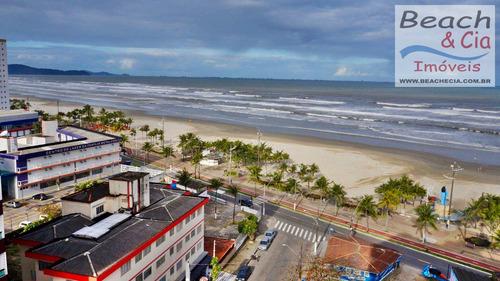 Vista Mar, 2 Dorms, Praia Grande, Entr. R$ 71 Mil, Ap00509 - Vap00509