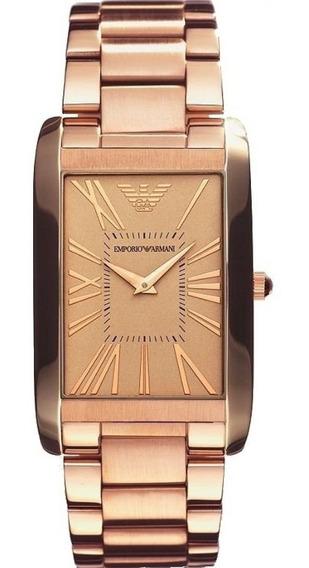 Reloj Armani Hombre Dorado Clasico Tienda Oficial Ar2062