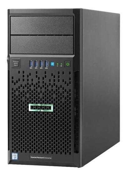 Hp Servidor Torre Proliant Ml30 G9 S Buy Xeon E3-1220v6