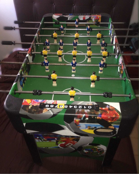 Mesa Grande De Futbol Profesional108x62x78.