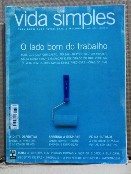Revista Vida Simples - Edição 27