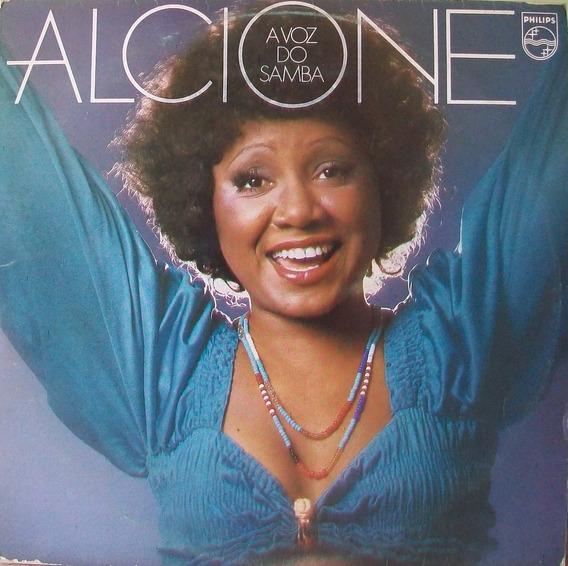 Alcione - A Voz Do Samba Disco Vinilo Lp