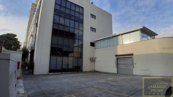 Prédio Comercial Na Várzea Da Barra Funda Com 2.900 M²! - Eb85615