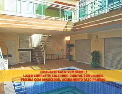 Casa Residencial À Venda, Canto Do Forte, Praia Grande. - Ca2207