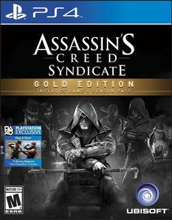 Assassins Creed Syndicate + Season Pass Ps4 Digital Español