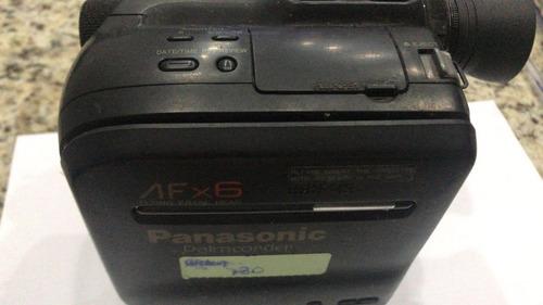 Filmadora Panasonic Pv10dpx Não Liga Frete Grátis P/ Brasil*