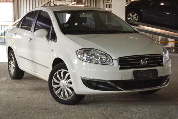 Fiat Linea Essence Aut. - Único Dono - 2016