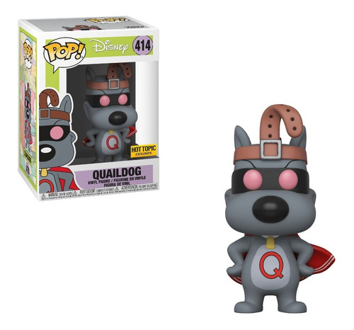Quaildog 414 Funko Pop Hot Topic