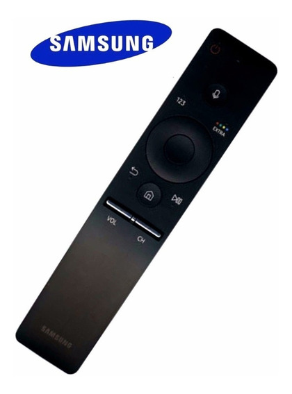 Controle Remoto Smart Para Tv Samsung Bn59-01242a C/voz.