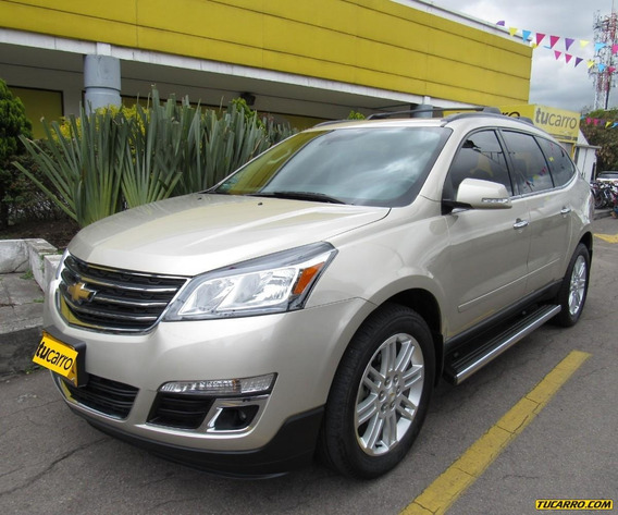 Chevrolet Traverse Lt 3.6 At 8 Pts