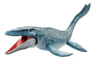 Jurassic World Dinosaurio Mosasaurus Sensación Real