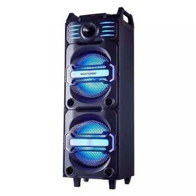 Caixa Som Grande 350w Rms Dj Mixer Bluetooth Garantia Sp285