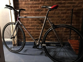 Bicicleta Raleigh Technium 460 R.28 Single Speed Aluminio 86