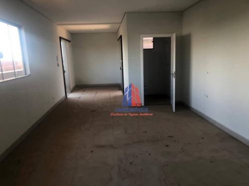 Imagem 1 de 7 de Sala Para Alugar, 47 M² Por R$ 1.200,00/mês - Antônio Zanaga Ii - Americana/sp - Sa0126