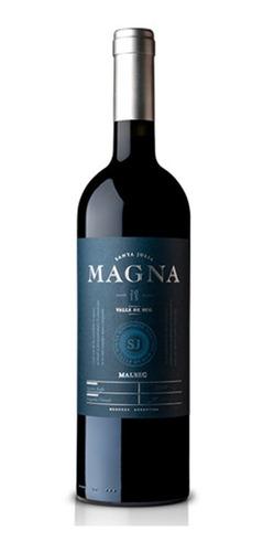 Imagen 1 de 5 de Santa Julia Magna Malbec X 750ml