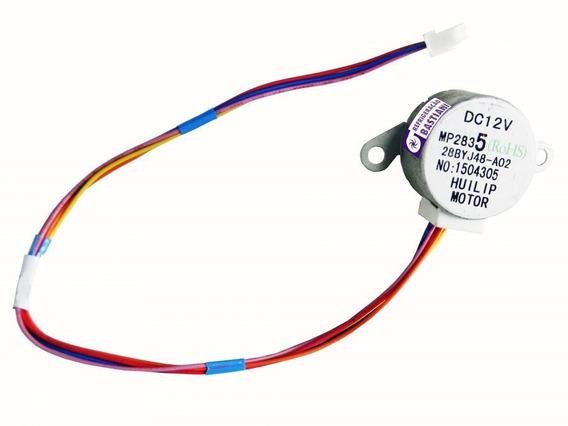 Motor Vane Para Ar Condicionado Split Springer 202400200006