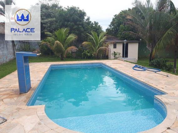 Chácara Com 3 Dormitórios À Venda, 1250 M² Por R$ 500.000,00 - Chácara Recreio Cruzeiro Do Sul - Santa Bárbara D