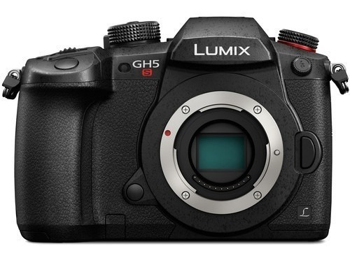 Panasonic Lumix Dc Gh5s Mirrorless Micro Digital Camera