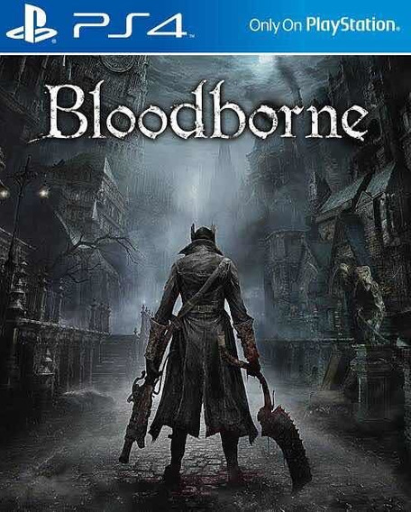 Bloodborne Jogo Original Lacrado Novo!