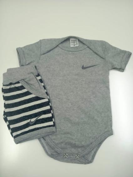 Conjunto De Calor Bebê Listras