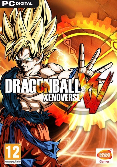 Dragonball Xenoverse - Pc Jogo Completo