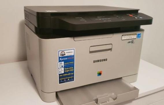 Multifuncional Samsung Laser Colorida