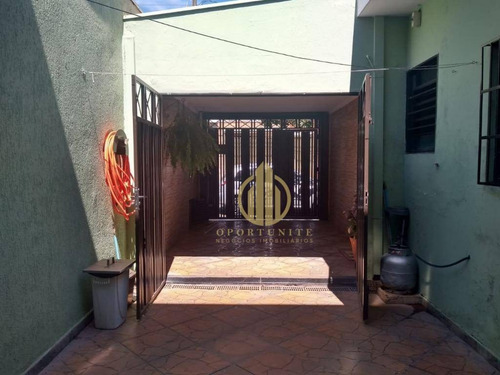 Imagem 1 de 20 de Casa Com 3 Dormitórios À Venda, 132 M² Por R$ 350.000,00 - Campos Elíseos - Ribeirão Preto/sp - Ca1590