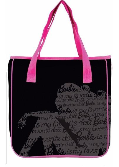 Bolsa Feminina Tote Bag Barbie My Favorite Doll - Xeryus