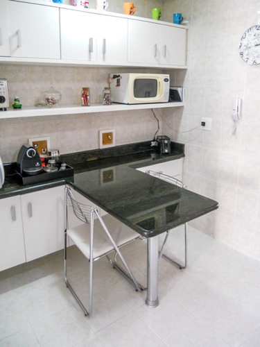 Excelente Apartamento Com 3 Dormitórios - 3641