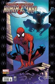 Hq Marvel Millennium - Homem-aranha N° 81