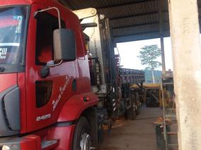 Ford Cargo 2429 Leito, Munck 45700